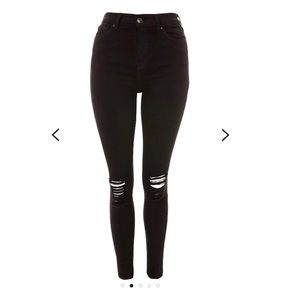 Leigh TopShop Jeans